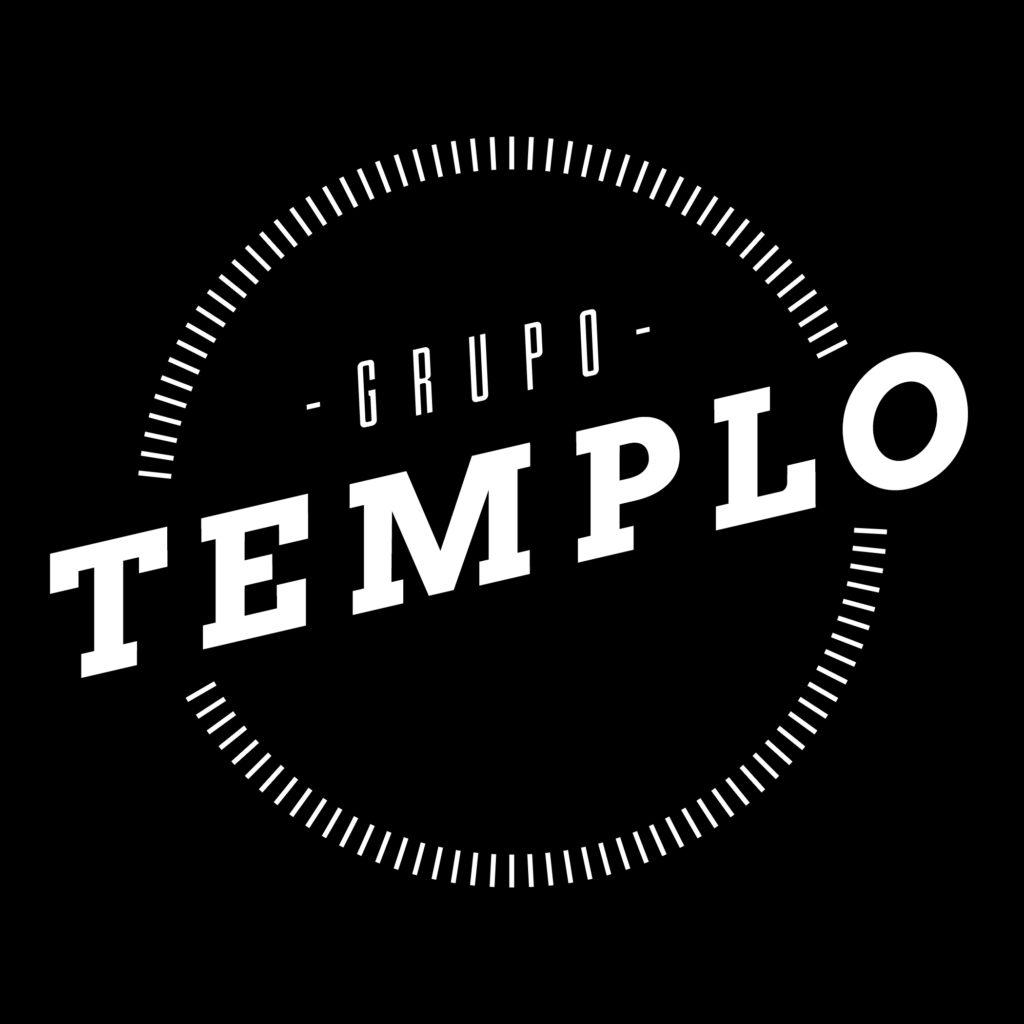 logo grupo templo W&B